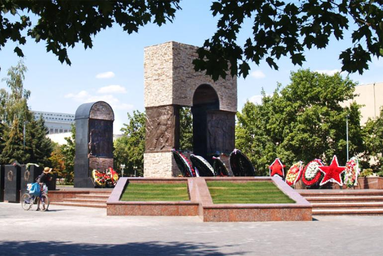 'Gates of Afghanistan' Memorial Complex